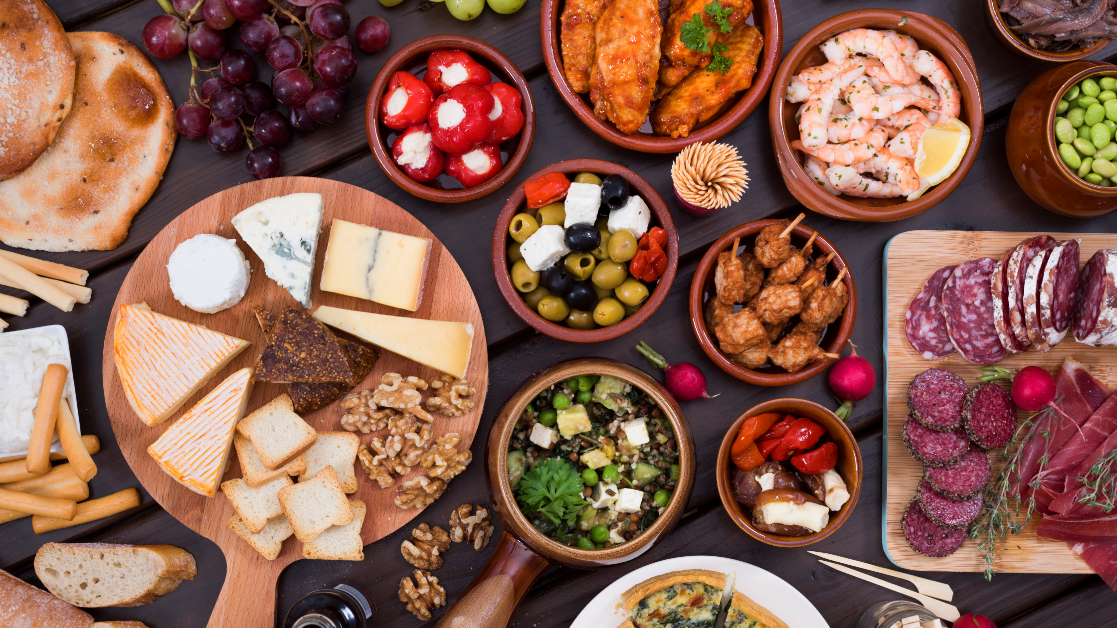 A Foodie's Dream List of 45 Delectables From Around the World