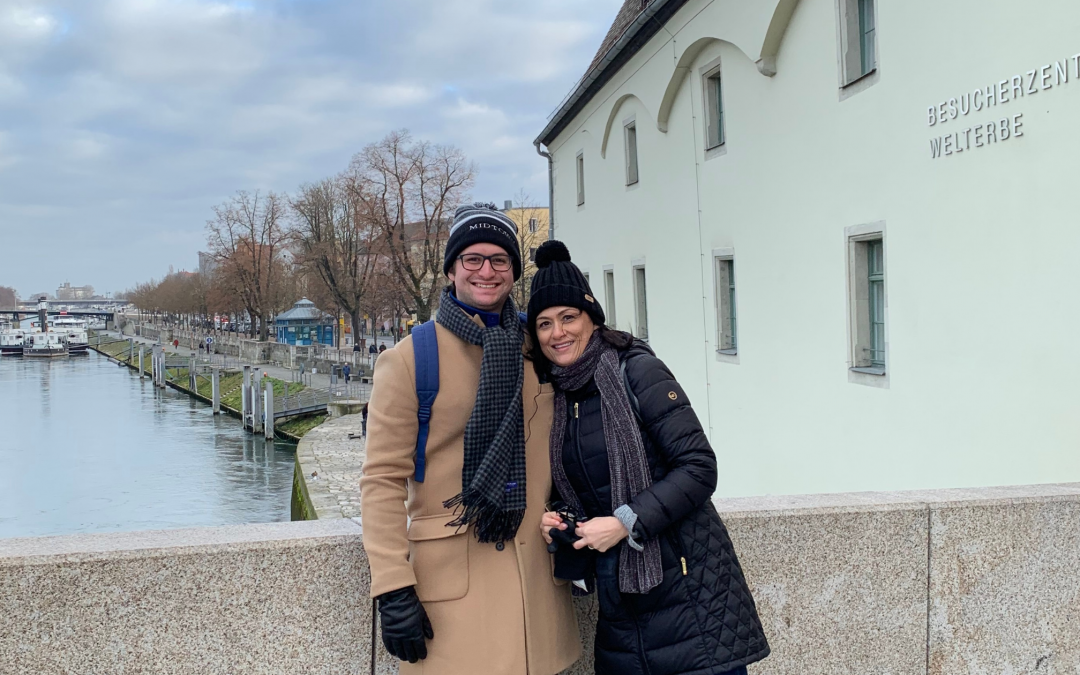 Luxury River Cruise German and Austria Christmas Markets