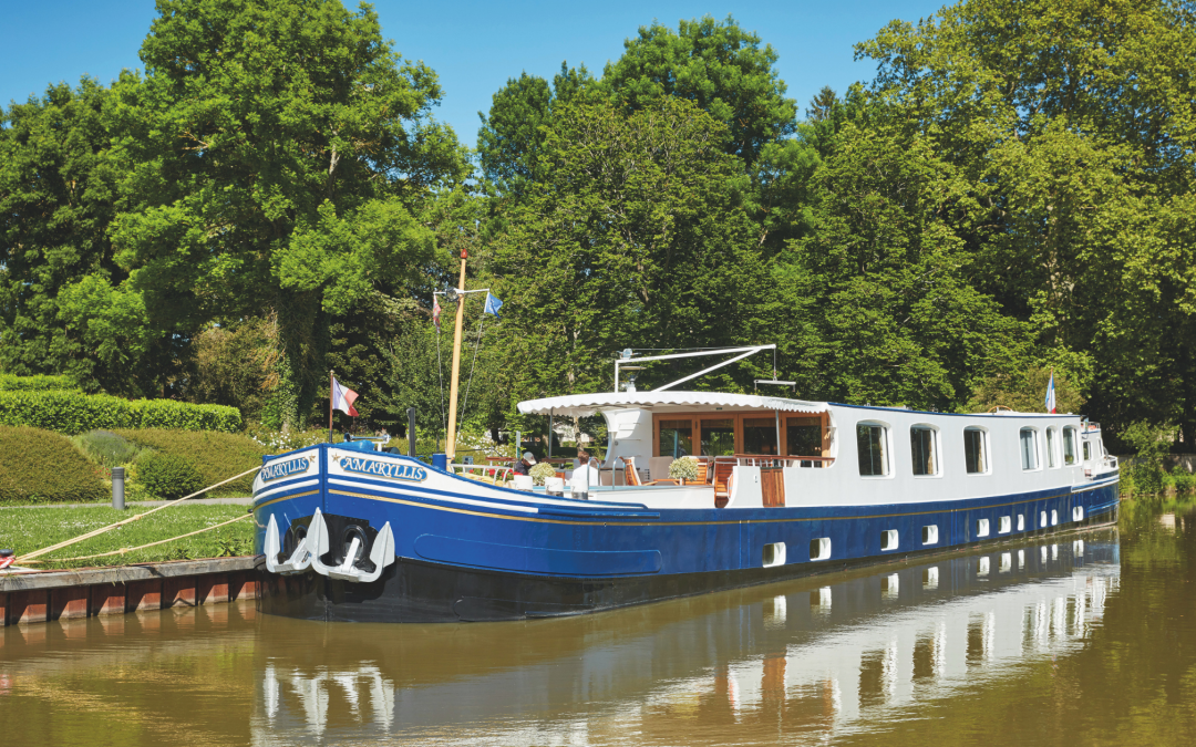 Why a PRIVATE BARGE WITH BELMOND should be on your Bucket-list!