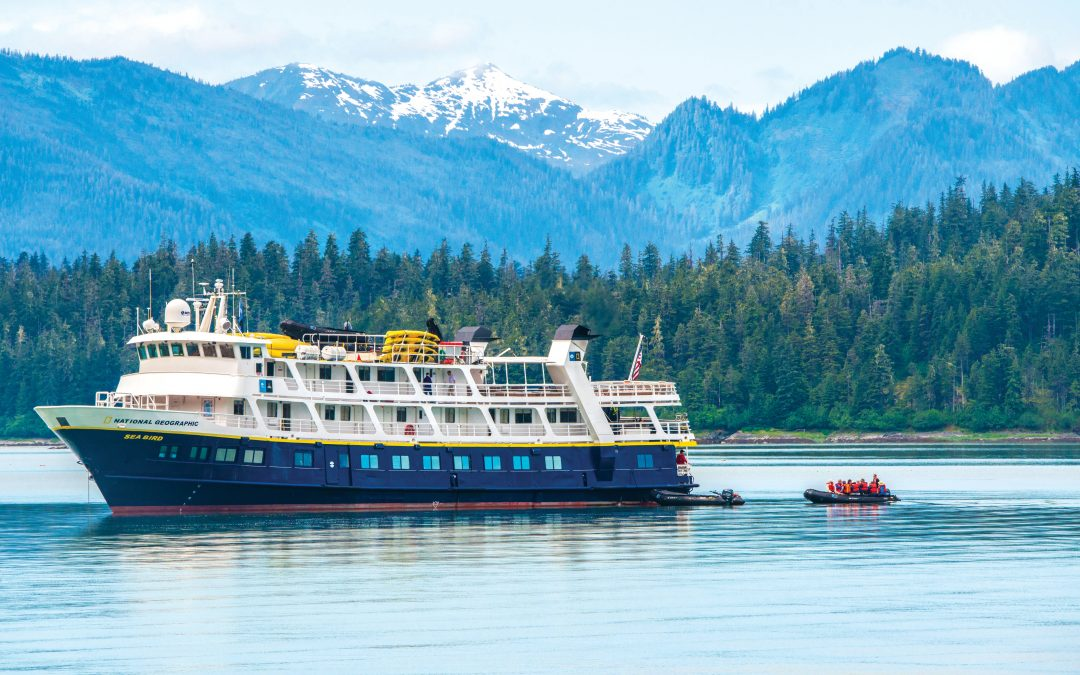5 UNBELIEVEABLE LINDBLAD EXPEDITIONS CLOSE TO HOME!