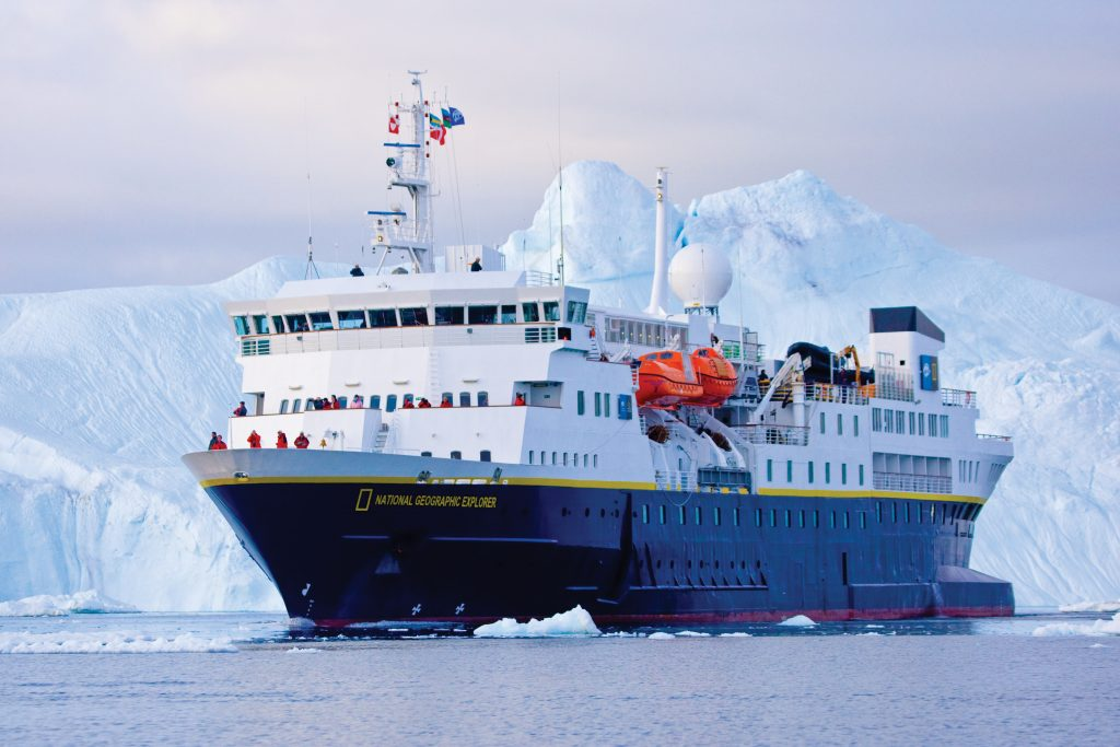 Discover the powerful wilderness and warm charm of the Pacific Northwest with Lindblad Expedition cruises