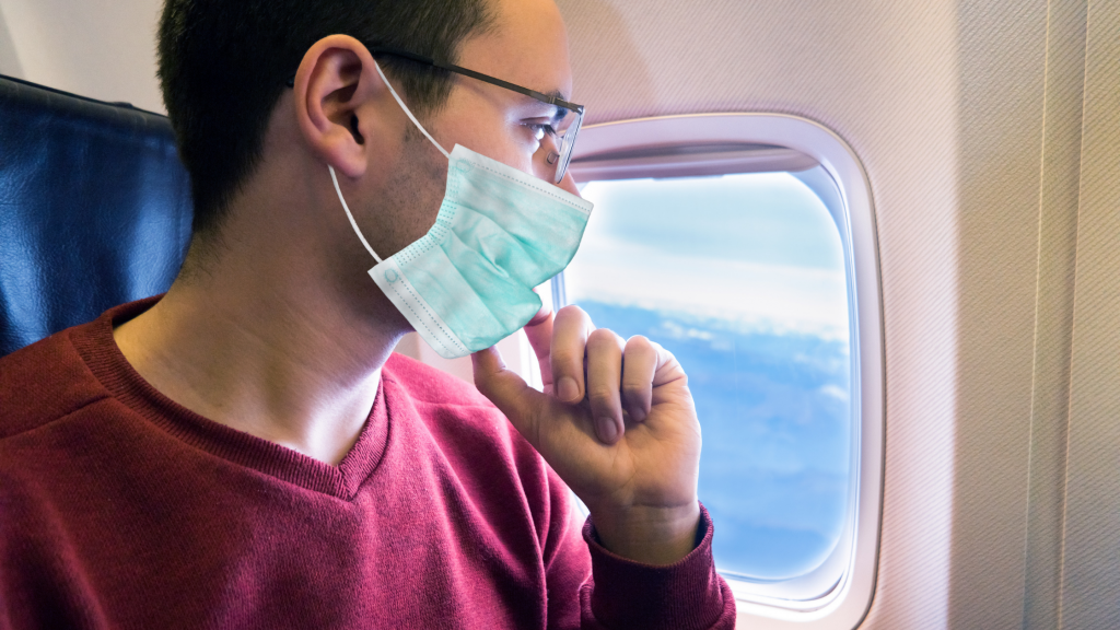 Masks required on flights