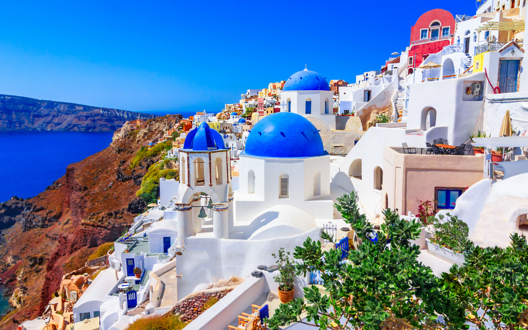 The Ultimate Luxury Vacation Guide For Greece